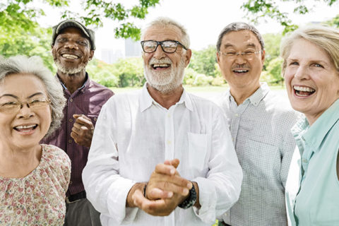 Making New Friends at an Independent Senior Living Community