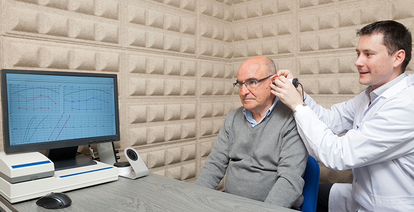 Vision and Hearing Problems: A Link to Cognitive Decline.