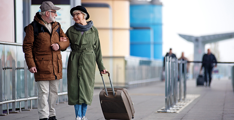 Travel Tips for Older Adults