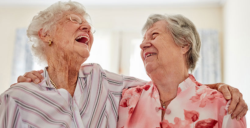 Chuckles, Chortles & Giggles: The Benefits of Laughter