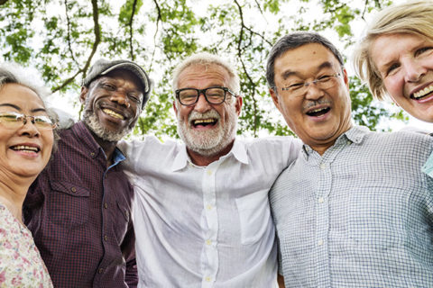 healthy habits for healthy aging month.