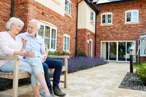 Housing options for older adults.
